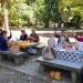 Pause au Jardin Massey