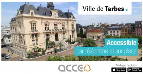 CP Mairie de Tarbes - La Mairie plus accessible avec Acceo - 6 mai 2021-1_1.jpg